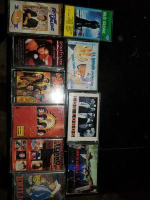 Tejano tapes/ latino artist for Sale in Abilene, TX