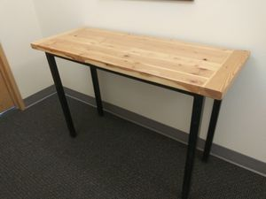 Custom Desk/Entry/Console table for Sale in Woodway, WA