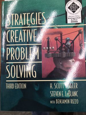 Strategies for creative problem solving for Sale in Battle Ground, WA