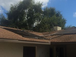 """Pool solar (7 pcs Used) 5'H x 3'W with, 3"""" pvc pipe, all hose clamps and roof ties for Sale in Auburndale, FL"""