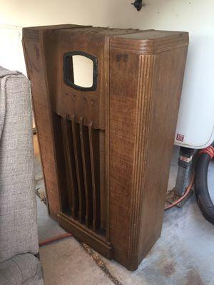 Old radio stand for Sale in Rialto, CA