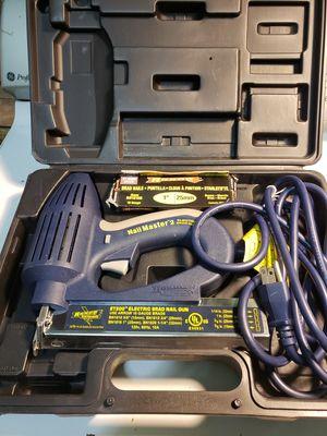 Electric nail gun for Sale in Stockton, CA