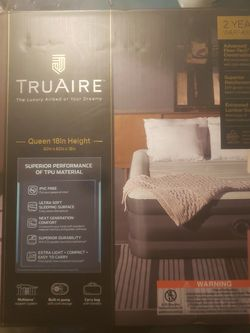 Brand New Truair Air Mattress for Sale in Carmichael,  CA