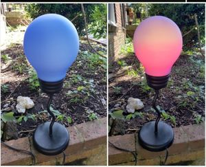 Color changing balloon lamp (only one)... $25 for Sale in Nashville, TN