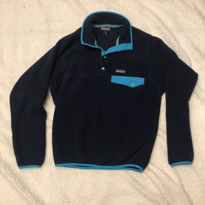 Womens Patagonia Synchilla Snap-T Fleece Pullover Sweatshirt Size XS for Sale in North Riverside, IL