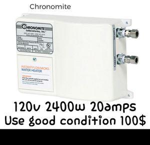 Instant flow water heater for Sale in Inglewood, CA