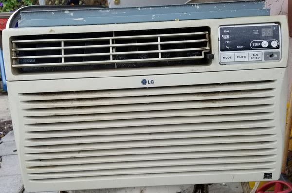 Window ac unit works great power button needs fixing