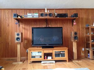 Surround sound speakers for Sale in Pittsburgh, PA