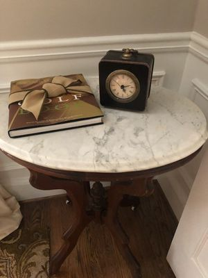 Antique marble table for Sale in Lilburn, GA