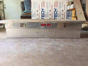 Delta locking truck box for Sale in Payson, AZ