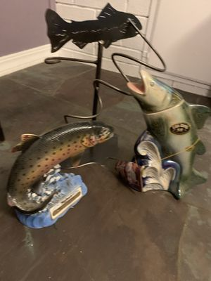 Very Cool Fish Collectibles for Sale in Washougal, WA