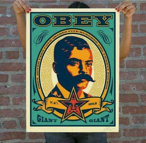 Obey Giant Shepard Fairey Zapata print for Sale in East Wenatchee, WA