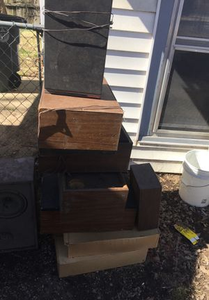 Speakers several free for Sale in Tulsa, OK