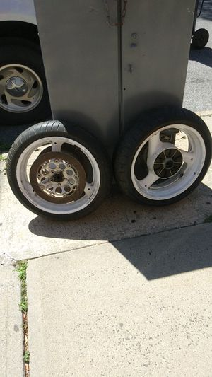 Suzuki motorcycle rims for Sale in Brooklyn, NY