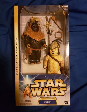 Star Wars: Return of the Jedi. Ewoks Battle of Endor. for Sale in Bradenton, FL