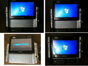 Sony VAIO VGN-UX280p 4.5 inch mini laptop for Sale for sale  Brooklyn, NY