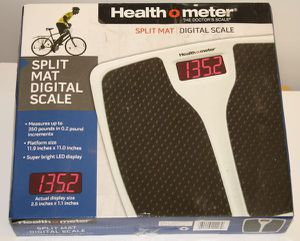 Health o meter LED Split Mat Bath Scale for Sale in Kissimmee, FL