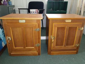 End tables or storage tables for Sale in St. Petersburg, FL