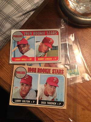 1960s Phillies baseball card for Sale in Morrisville, PA