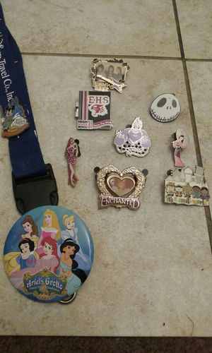 Disney pins for Sale in Homewood, IL