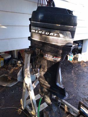 Mercury 50hp outboard motor for Sale in Lanham, MD