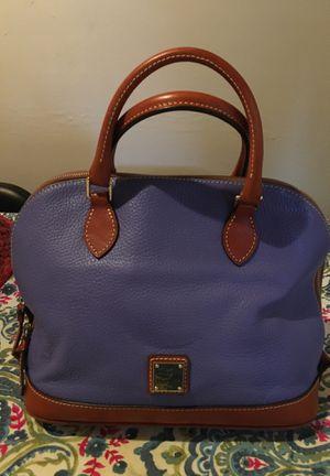 Dooney and Bourke zip zip satchel - lilac for Sale in Burlington, VT