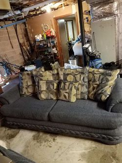 Sleeper sofa/over sized chair for Sale in Nashville,  TN