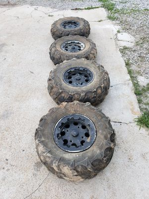 4 wheels and tires for Sale in Spring Hill, TN