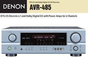 Denon stereo receiver for Sale in Houston, TX