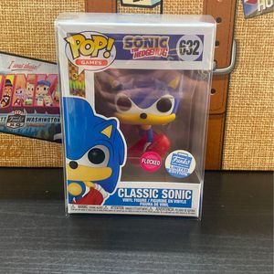 Flocked Sonic Funko Pop for Sale in Carson, CA
