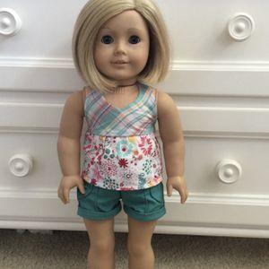American Girl Doll Kit Kettridge & Accessories for Sale in North Huntingdon, PA