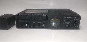 Marantz PMD221 3 Head Professional Portable Studio Cassette Tape Recorder. Condition is Used. Comes with Power Cable and Sholder Strap. for Sale in El Paso, TX