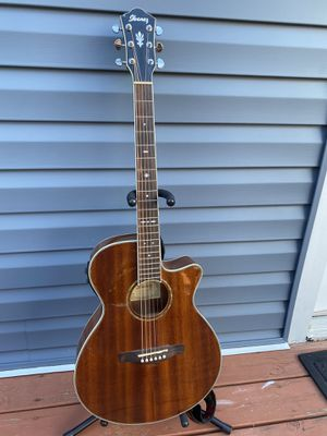 Ibanez acoustic electric guitar for Sale in Chantilly, VA