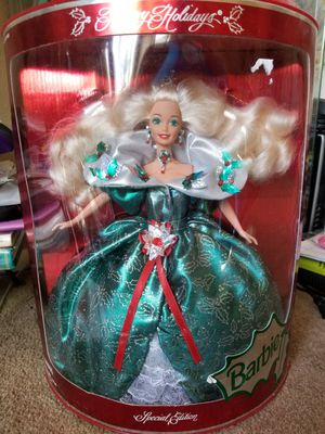 Beautiful collectible special edition Barbie 1995 for Sale in Moreno Valley, CA