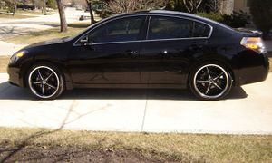 Recently services BLACK CAR LOW MILES 2007 Nissan altima for Sale in Grand Rapids, MI