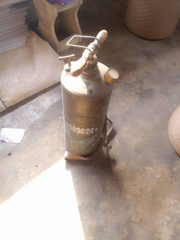 Full copper cylinder