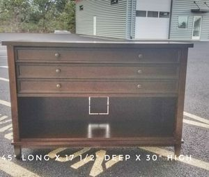 Console/ Media Stand for Sale in Bend, OR