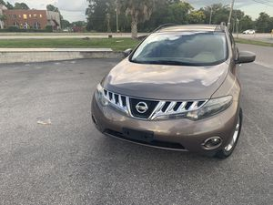 2009 Nissan Murano SL for Sale in Orlando, FL