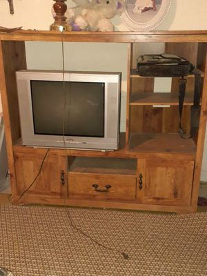 Entertainment center for Sale in Staunton, VA