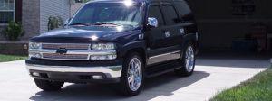 Great Shape. Chevrolet Tahoe 2004 AWDWheels! for Sale in Harrisburg, PA