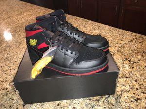 Air Jordan mid last shot $100 size 9.5 for Sale in Upper Marlboro, MD