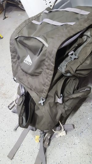 Hiking backpack and sleeping bag for Sale in Big Bear Lake, CA