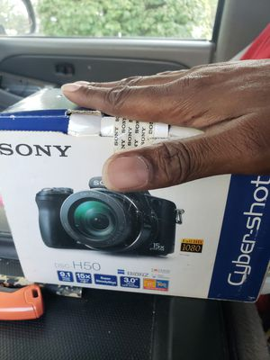 NEW SONY DIGITAL CAMERA for Sale in Columbus, OH