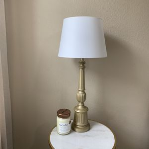Antique lamp for Sale in Lubbock, TX