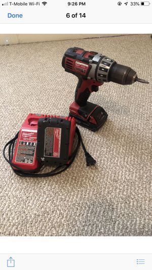 Milwaukee 18 Volt Drill For Sale! for Sale in Wetumpka, AL