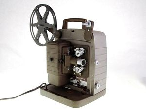 Bell & Howell 8mm film projector for Sale in St. Helens, OR