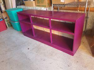 Purple shelves / storage for Sale in Arlington, WA