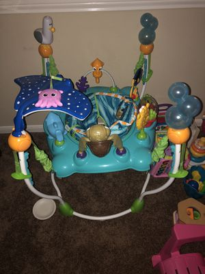 Disney Baby Finding Nemo Sea of Activities Jumper/ Bounce for Sale in Pflugerville, TX