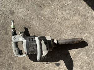 """Ingersoll rand 285B heavy duty 1"""" Pneumatic Impact wrench w/ 6"""" anvil for Sale in Tampa, FL"""