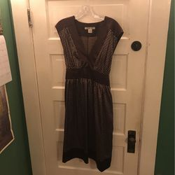 Brown Polka Dot Dress, Size L for Sale in Portland,  OR